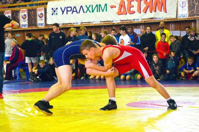 «УРАЛХИМ» поддерживает детский спорт в Кирово-Чепецке