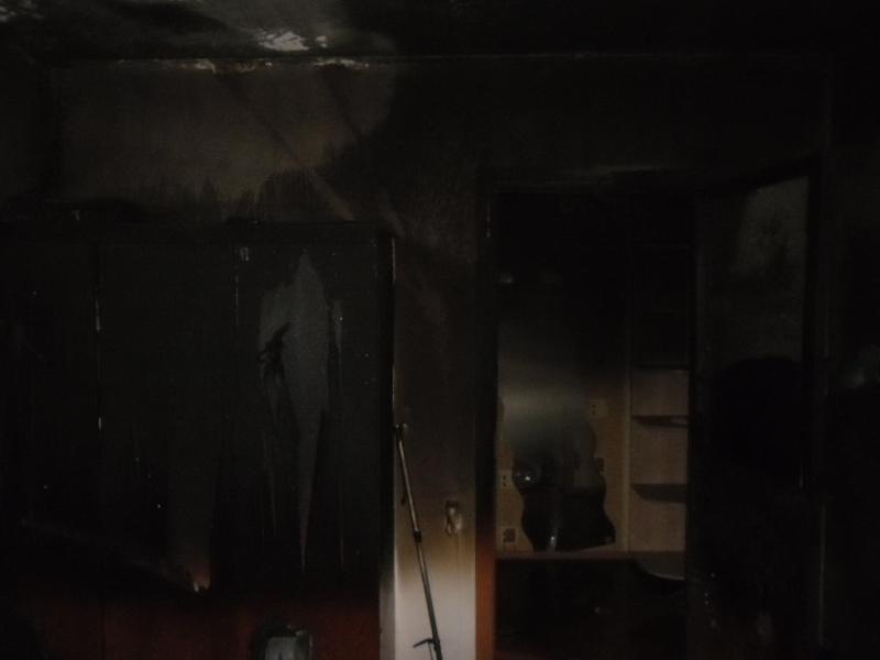 На юго-западе Кирова произошел серьезный пожар (+ФОТО)