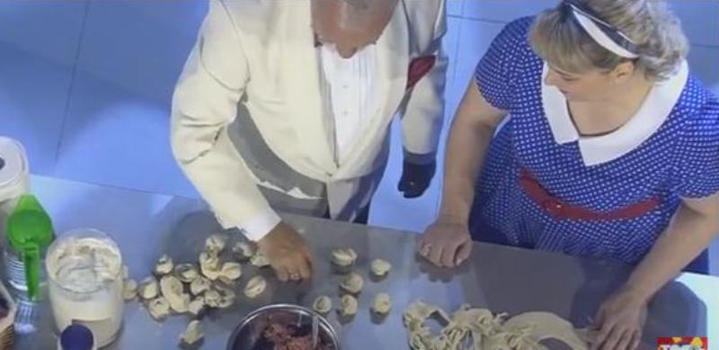 Кировчанка слепила пельмени для Якубовича