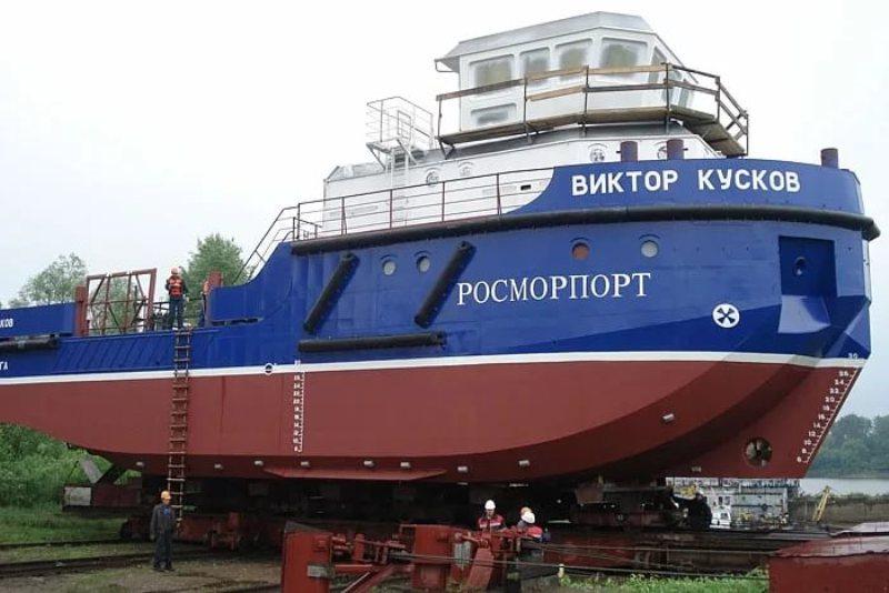 В правительстве региона обсудили перспективы развития Сосновского судостроительного завода