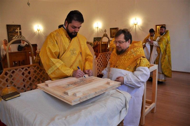 К 5-летию Вятской митрополии в Яранске освятили храм