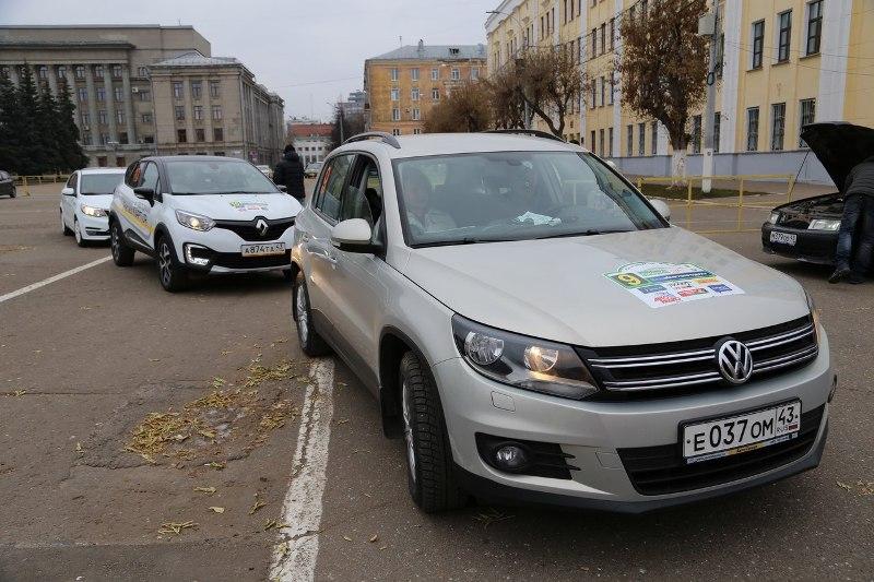 Кировские автолюбители станут дегустаторами