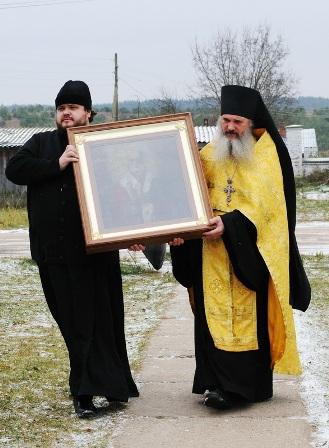 Чудотворную икону св. Николая вернули в Великорецкое