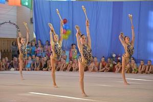 Кировские гимнастки взяли пять бронзовых медалей на турнире в Иваново