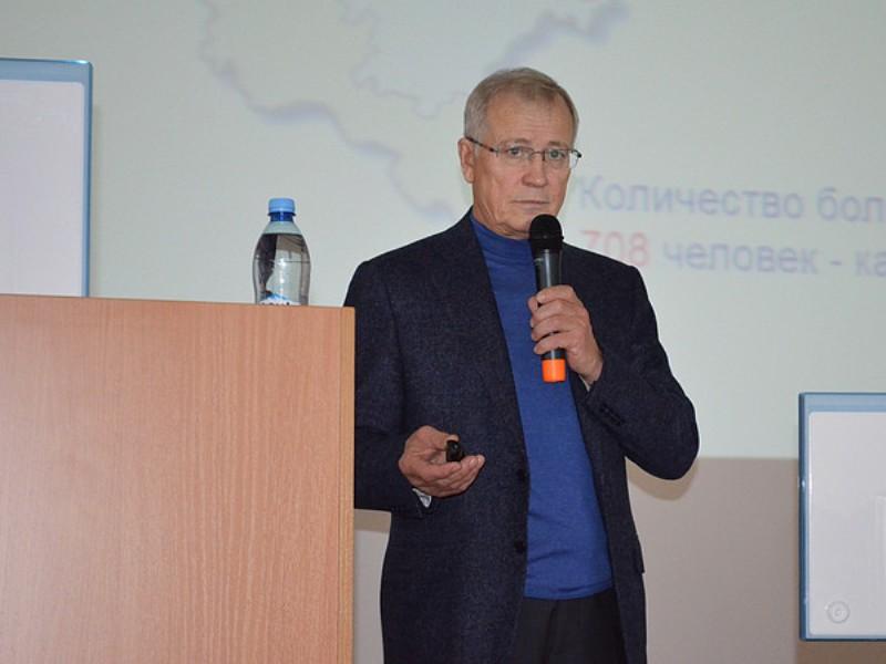 Лучшие татарские онкологи поделились опытом с кировскими медиками