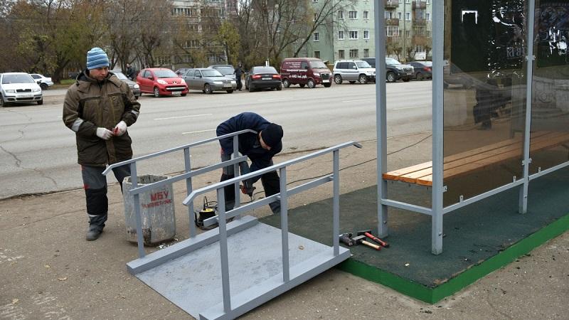 В Кирове появятся антивандальные остановки