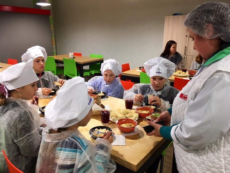 Известная телеведущая научит готовить воспитанников кировских детдомов