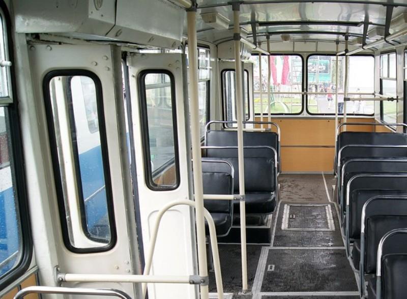 СКначал проверку из-за троллейбуса, зажавшего дверьми кировчанку с сыном
