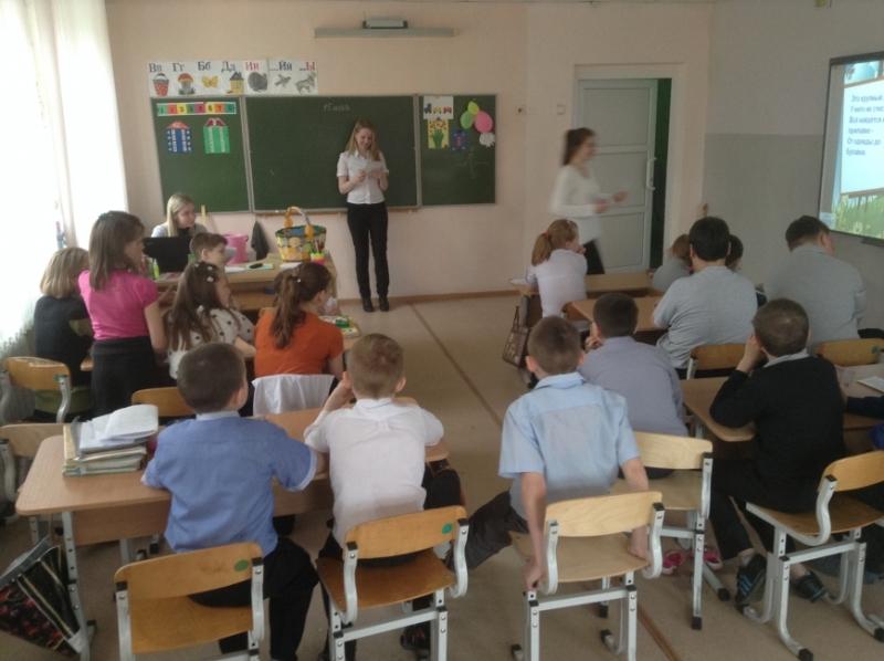 Студенты и преподаватели ВятГУ – на службе финансового просвещения маленьких жителей Кировской области