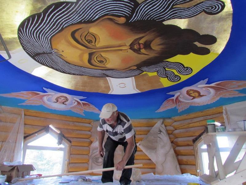 В Демьяново впервые за век освятят храм (+ПРОГРАММА)