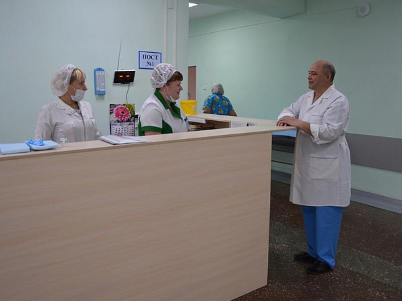 В Северной больнице идёт глобальная реконструкция (+ФОТО)
