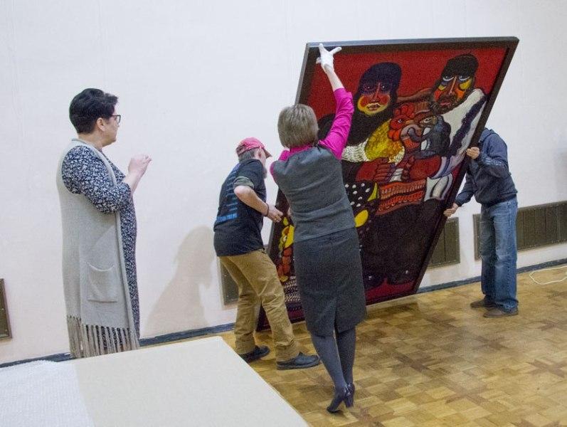На открытие выставки, которая пройдёт в Кирове, ожидается приезд Зураба Церетели