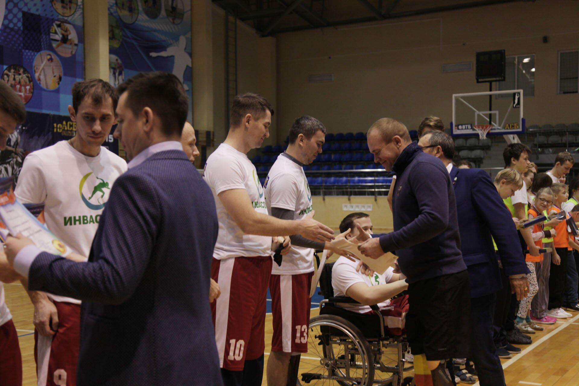 В ВятГУ с успехом прошел Фестиваль адаптивного спорта