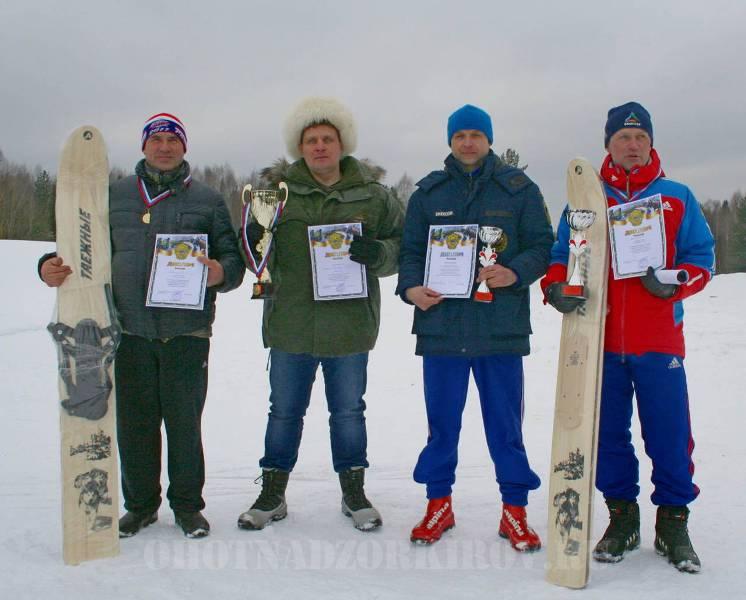 Николай Валуев поддерживает развитие охотничьего биатлона