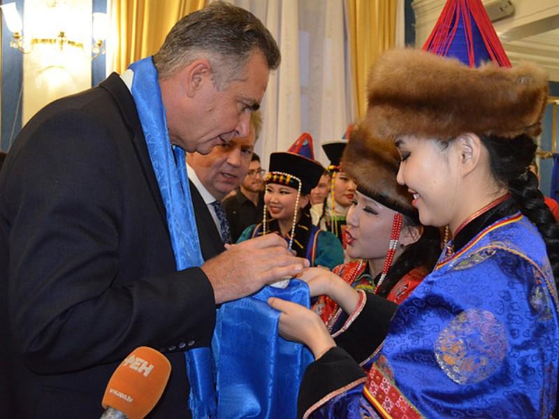 В Кирове студенты-медики провели Фестиваль национальных культур