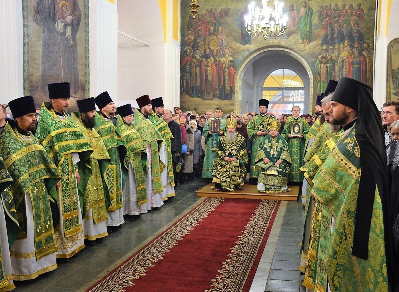 В Яранске отпраздновали юбилей канонизации преподобного Матфея