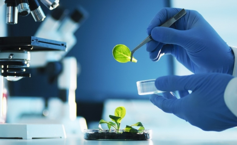 using government biotechnology to end