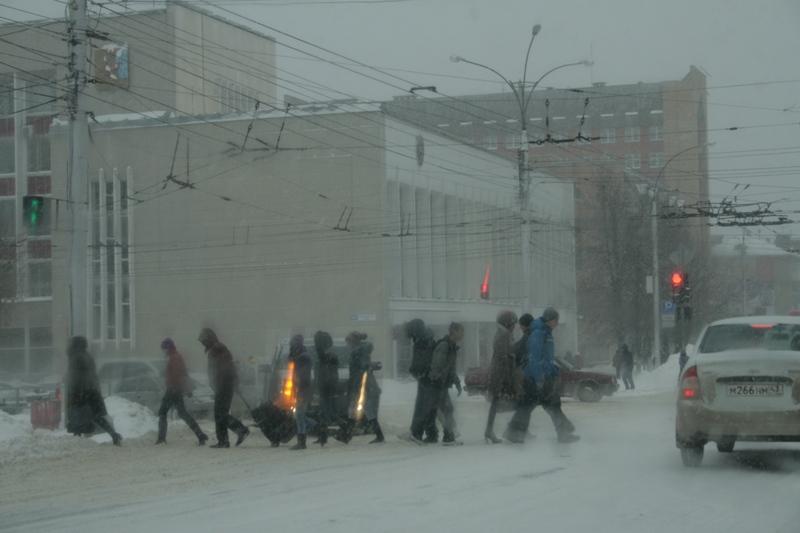22января вКировской области предполагается сильный снег