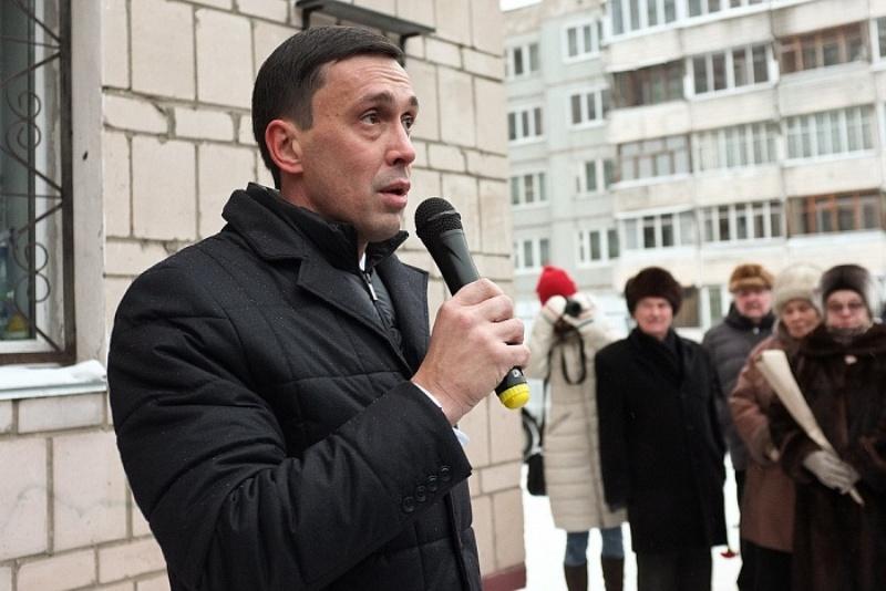В Кирове увековечили человека-эпоху