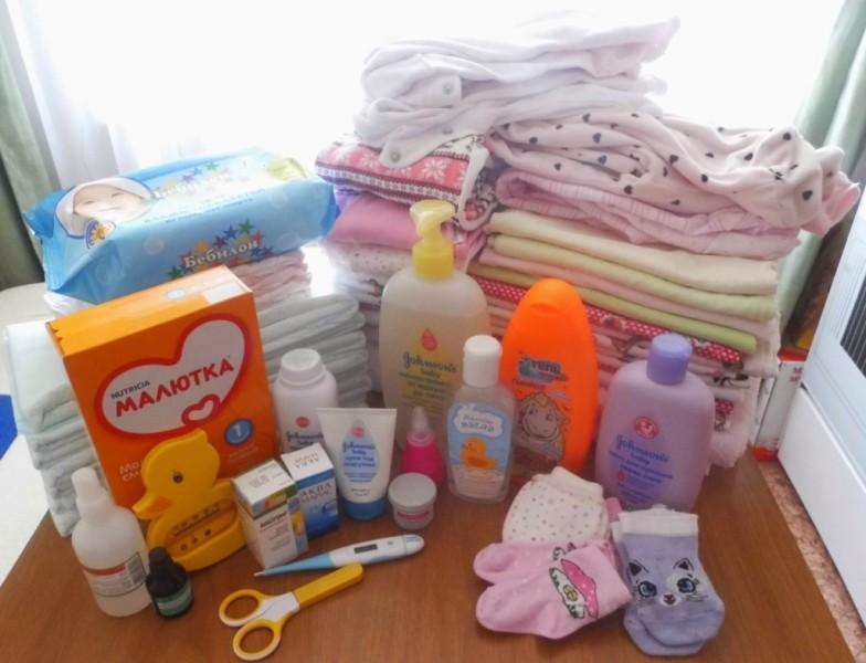 В Кирове проходит благотворительная акция в помощь семьям с младенцами, оказавшимся в трудной ситуации