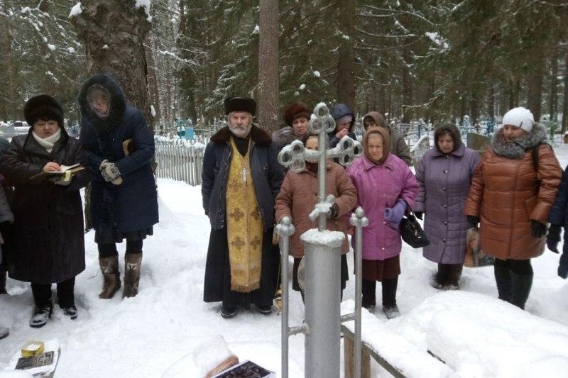 В Лузском районе почтили память блаженной Валентины Лальской