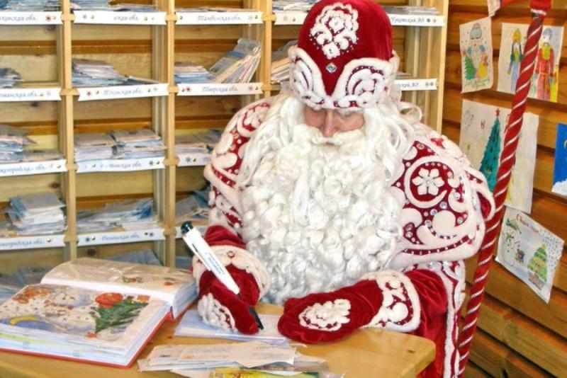 Вклубе «Святогор» наНовоостаповской появился почтовый ящик Деда Мороза