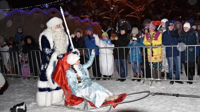 Дед Мороз получил кировскую прописку