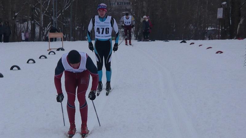 Стартовал открытый Кубок Кирова по лыжным гонкам