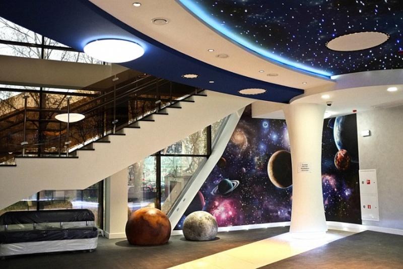 ВКирове завершили строительство Детского космического центра
