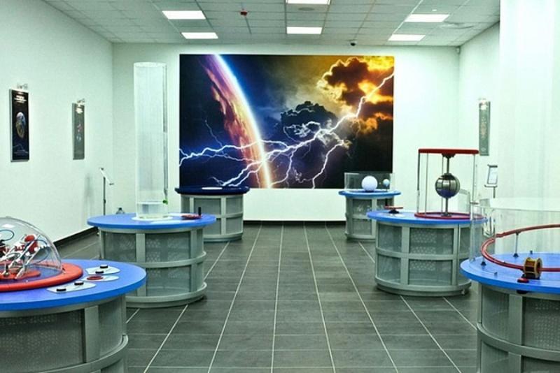 ВКирове сдали вэксплуатацию Детский космический центр.