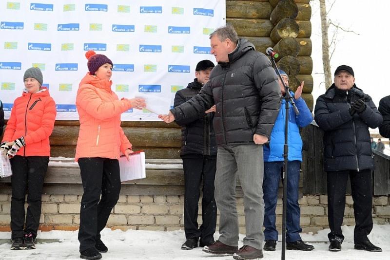 Губернатор Игорь Васильев поздравил победителей соревнований по горнолыжному спорту