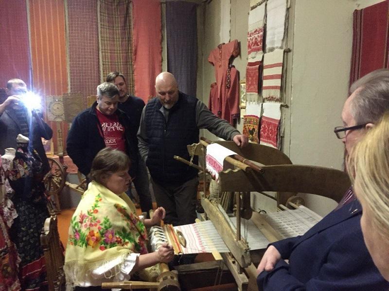 В Лальске побывал представитель Федерации «Самые красивые деревни Мира»