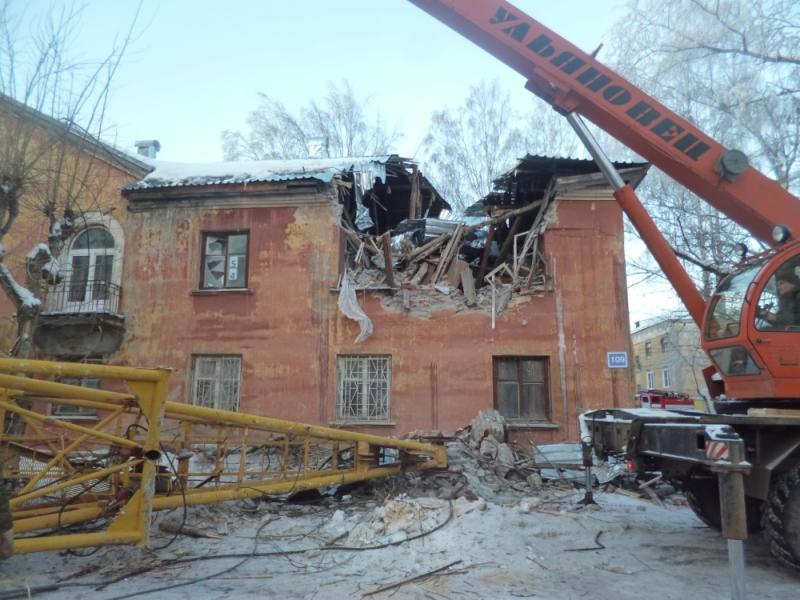 Восстановление разрушенного дома обойдётся в 3 миллиона рублей