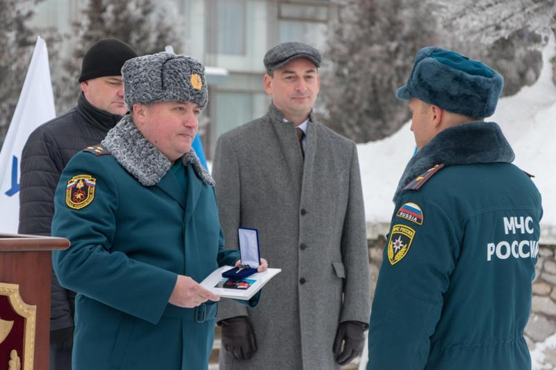 Новая пожарная техника – на страже безопасности Кирово-Чепецка