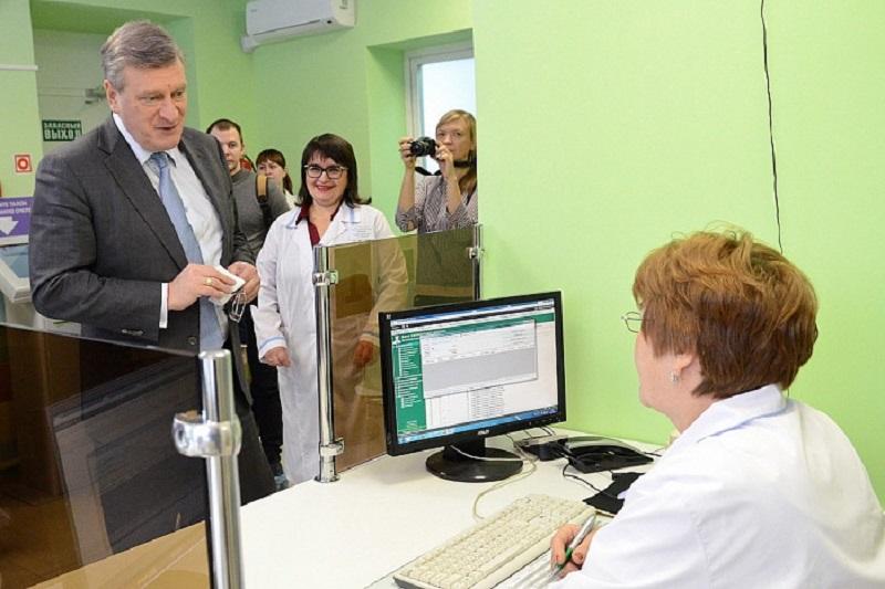 В Кирово-Чепецке открылась новая детская поликлиника