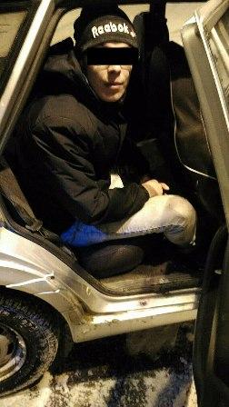 Кировчан, катавшихся на чужом «Москвиче», задержали до того, как хозяин узнал об угоне