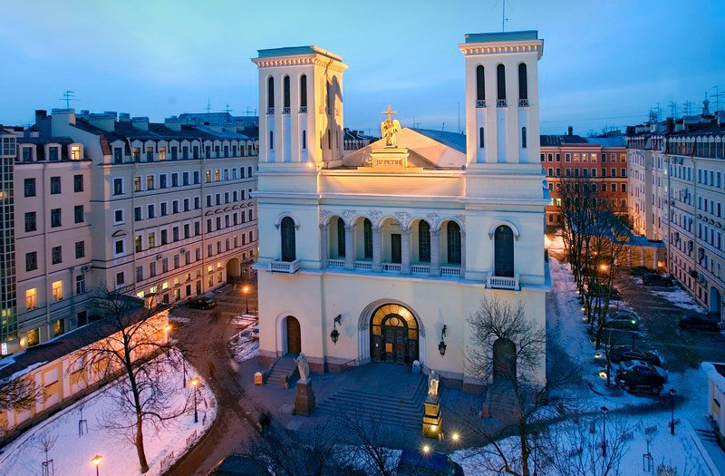 ВПетербурге пройдет хоровой чемпионат мира