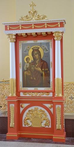 Владыка освятит новые иконы для Великорецкого храма