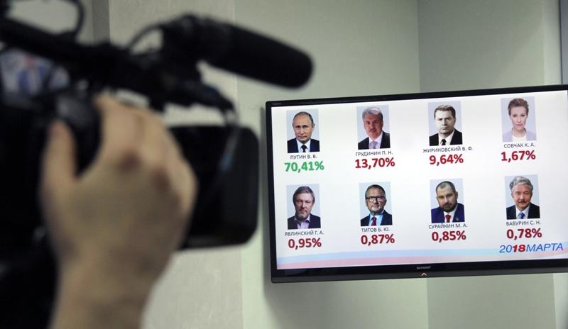 Больше 70 процентов жителей региона поддержали Владимира Путина