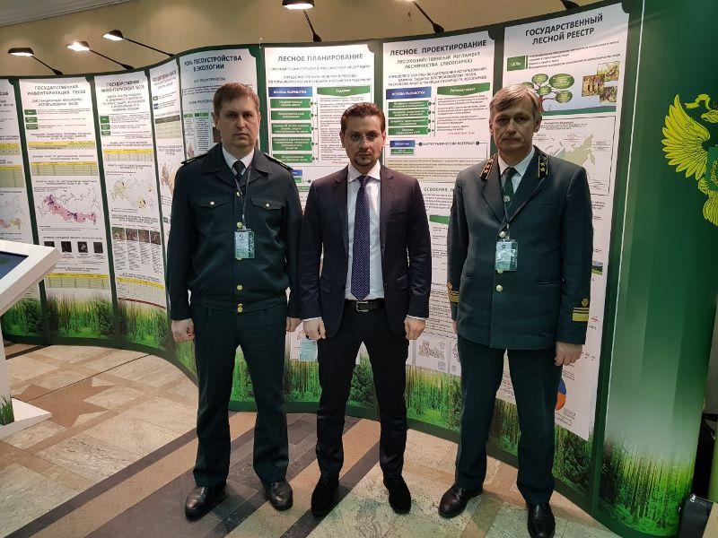 Максим Кочетков участвует в Национальном лесном форуме в Ижевске