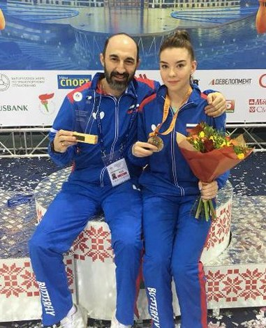 Уроженка Кировской области победила на чемпионате Европы