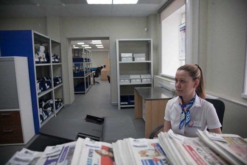 В Кирове открыли почтовое отделение после полугодовой реконструкции