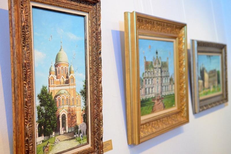 Никас Сафронов открыл в Кирове персональную выставку при поддержке регионального правительства