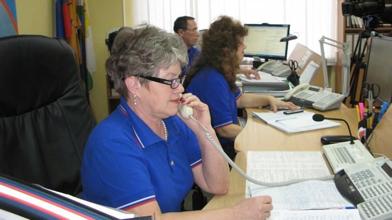 За год в единую диспетчерскую службу поступило 74 тысячи звонков
