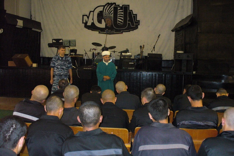 В колониях Кировской области прошла «Неделя молитвы»