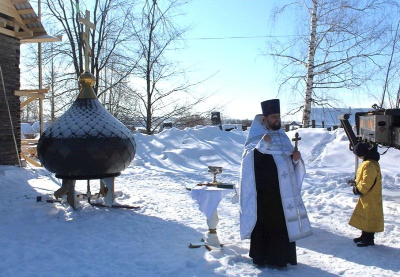 В храме Советска случилось чудо