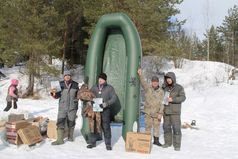 Памяти погибшего главы Белой Холуницы посвятили соревнования по рыбалке