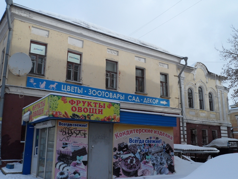 О «магазинах-призраках» и «аренде офисов» в… пострадавшем от пожара здании