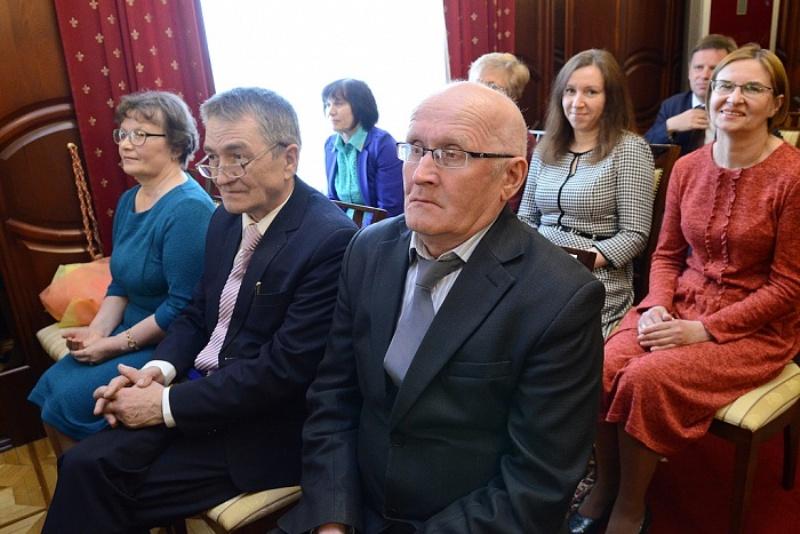 Игорь Васильев вручил кировчанам госнаграды и почетные знаки