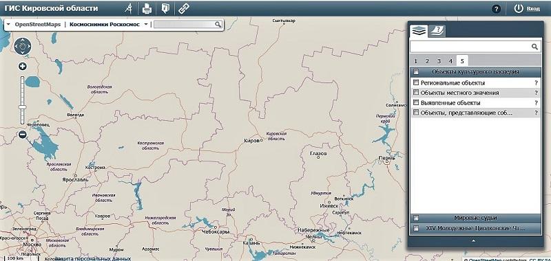 Познакомиться с достопримечательностями Кировской области можно будет по спутнику